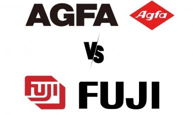 AGFA vs Fuji