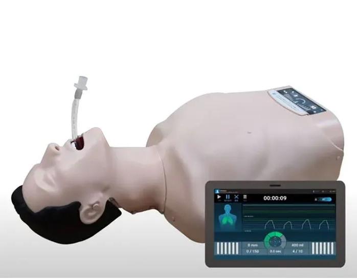Новинка \\ Тренажер для практики СЛР та відновлення прохідності дихальних шляхів