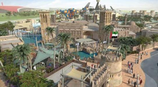 Аквапарк Yas Island в Абу Даби, претендующий на звание одного из крупнейших аквапарков мира, остановил свой выбор на технологии MIOX