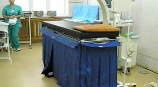 Колективний захист від рентгенівського випромінювання. Нові розробки компанії ОНІКО