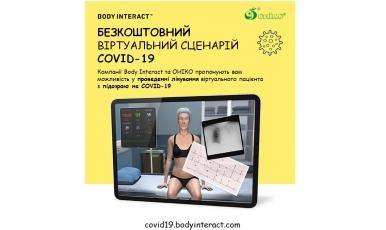 FREE COVID-19  Virtual Scenario