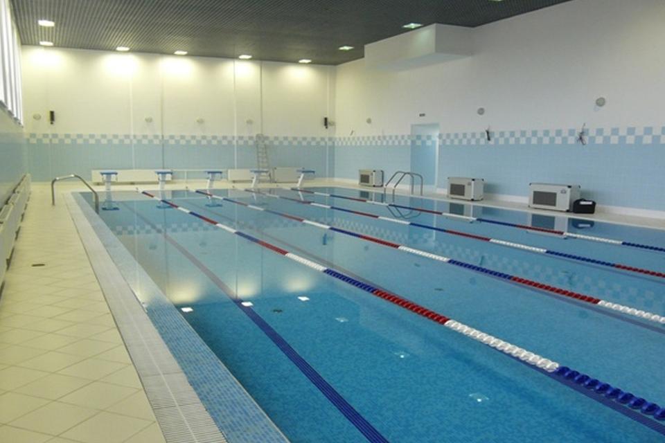 "Swimming pool ""Lazurnyi"" Slavutych City, Kyiv region"