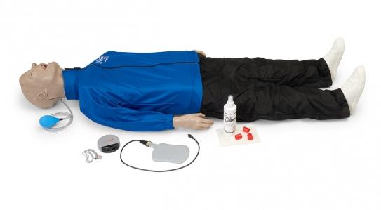 NEW //  CPR & Airway Management Full-body Manikin