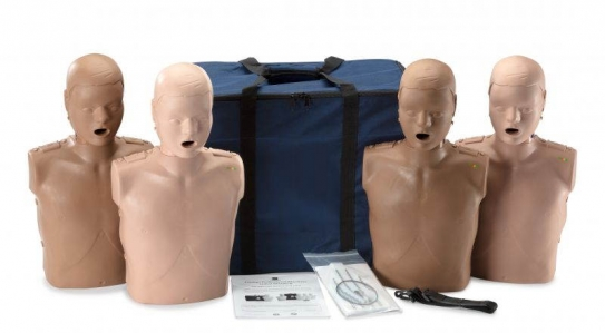 New in Basic life support (BLS) for children