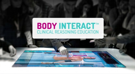 Body Interact: отзывы посетителей стенда компании ОНИКО