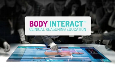 Body Interact: visitor feedback from the ONIKO booth at the IX International Medical Forum, April 2018, Kyiv.