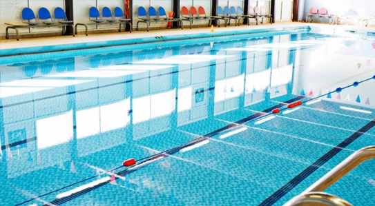 Застосування для басейнів та аквапарків<br>