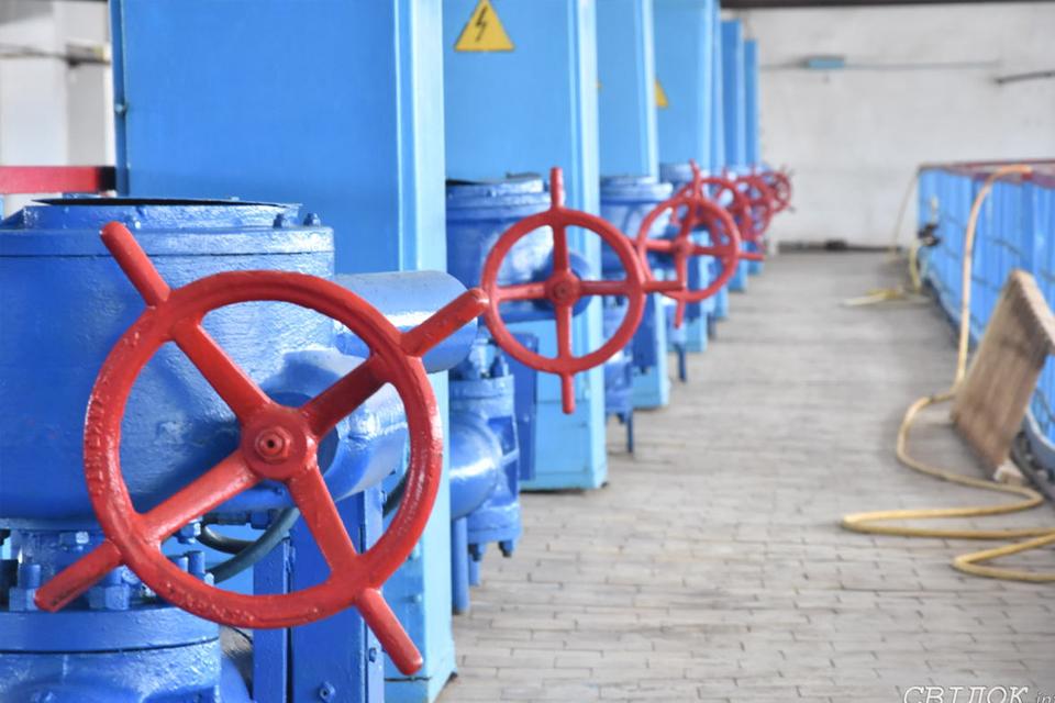 Применение технологии MIOX для водоканалов