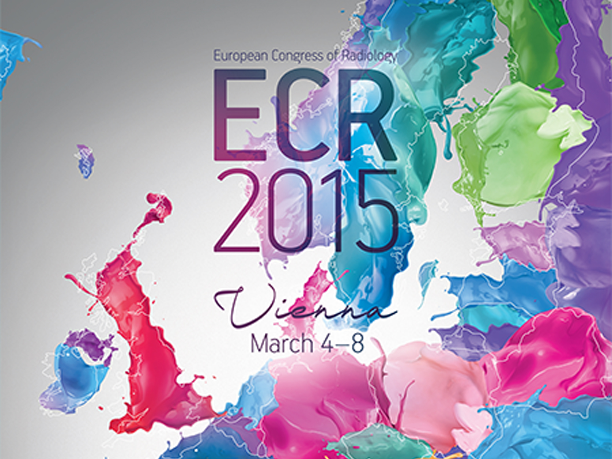 ECR 2015 (European Congress of Radiology)