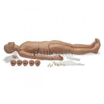 Рятувальний манекен для серцево-легеневої реанімації дорослого