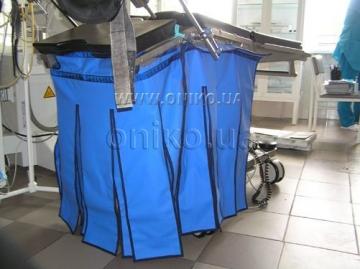 Защита низа стола для травматологических операций ОНИКО