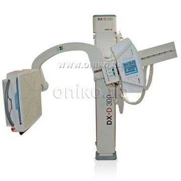 DX-D 300 Рентгенографічна система
