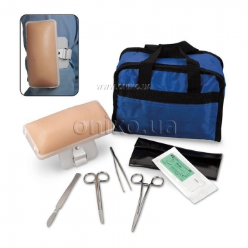 Interactive Suture Trainer