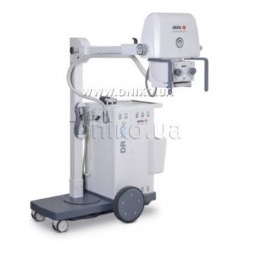 DR 100e Компактний пересувний  рентгенівський апарат