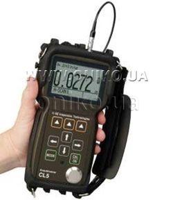 CL 5 Ultrasonic Presicion Thickness Gauge