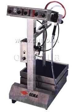 Установка для електростатичного розпилення MPS 1B