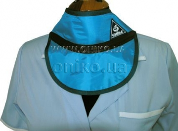 Комір для захисту щитовидної залози