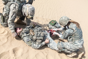 Disaster and Мilitary medicine