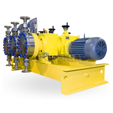PRIMEROY and PRIMEROYAL dosing pumps