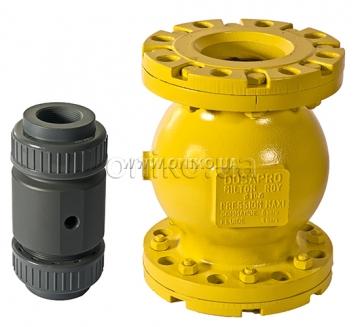 "Automatic hose pinch valves ""PIC"""