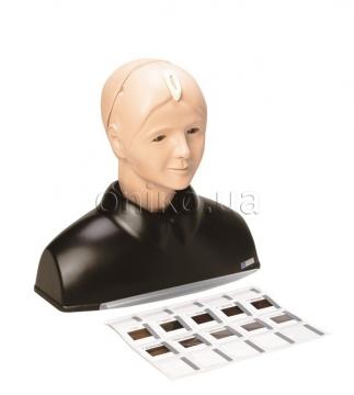 Тренажер для обстеження очного дна