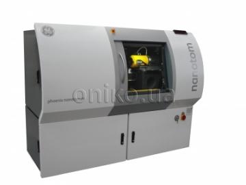 Промисловий комп'ютерний томограф phoenix nanotom m