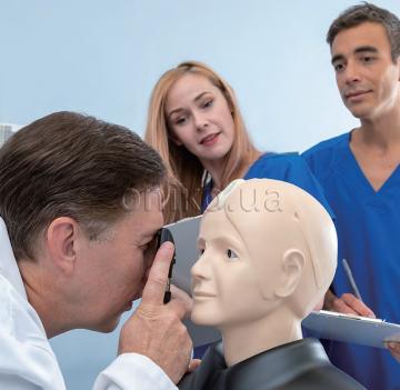 Цифровий тренажер для обстеження ока