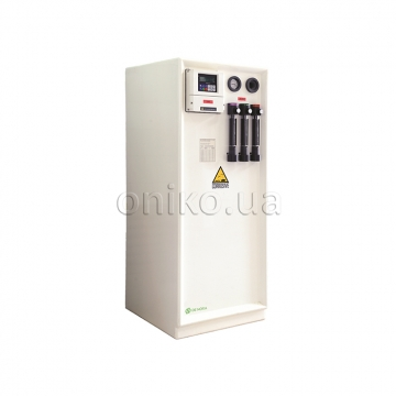 Chlorine dioxide water disinfection
